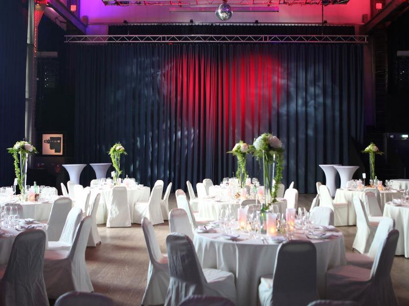 Privates Fest Casino Zollverein